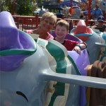 Gigi, Caden and Dumbo